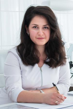 Богомазова Александра Васильевна - акушер-гинеколог