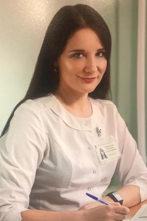 Кардиолог в Воронеже: Домбровская Екатерина Александровна