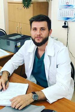Дмитрий Сергеевич Юрганов - врач-уролог