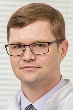Курбатов Сергей Александрович - врач-генетик