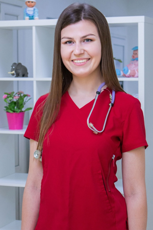Карпова Любовь Сергеевна - врач общей практики, реаниматолог