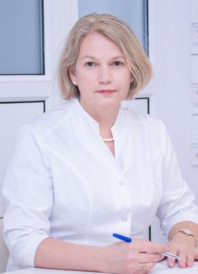Оранская Юлия Олеговна - врач-гинеколог на Ленинчком пр-те, 43а