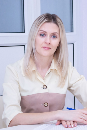 Шашина Екатерина Викторовна - врач-гинеколог на Ленинском пр-те, 43а