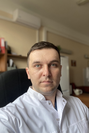 Черненко Алексей Александрович - акушер-гинеколог
