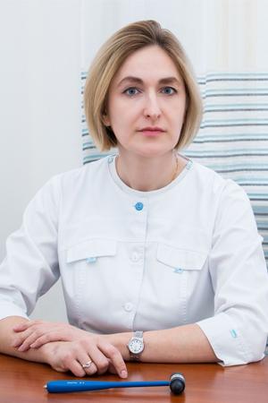 Руднева Екатерина Васильевна - невролог